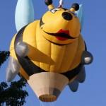 Queen Bee Special Shape Balloon